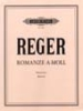 Reger, Max : Romance in A minor