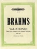 Brahms, Johannes : St. Anthony Chorale & 4 Variations Op.56b