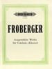 Froberger, Johann Jakob : Masters of the Cembalo