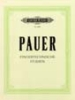Pauer, M. : Technical Finger Studies