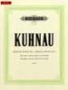 Kuhnau, Johann : 6 Sonatas Depicting Stories from the Bible: Sonata No.1