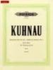 Kuhnau, Johann : 6 Sonatas Depicting Stories from the Bible: Sonata No.3