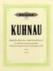 Kuhnau, Johann : 6 Sonatas Depicting Stories from the Bible: Sonata No.4