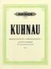 Kuhnau, Johann : 6 Sonatas Depicting Stories from the Bible: Sonata No.6