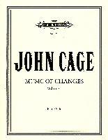 Cage, John : Music of Changes Vol. 1
