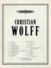 Wolff, Christian : For Piano I