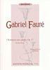 Fauré, Gabriel : Romances sans paroles