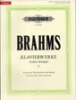 Brahms, Johannes : Piano Works V (Vol.5) : Miscellaneous Works