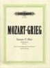 Mozart, Wolfgang Amadeus / Grieg, Edvard : Sonata in C major 'Sonata facile' K545
