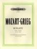 Mozart, Wolfgang Amadeus / Grieg, Edvard : Sonata in G major K283