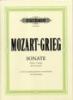 Mozart, Wolfgang Amadeus / Grieg, Edvard : Sonata in F major K533 (with Rondo K494)