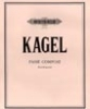 Kagel, Mauricio : Pass Compos