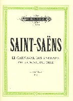 Saint-Saëns, Camille : Carnival of the Animals