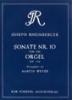Rheinberger, Josef Gabriel : Sonata No.10 Op.146