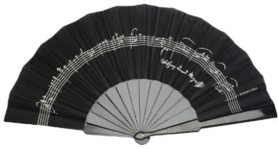 Fan Mozart black