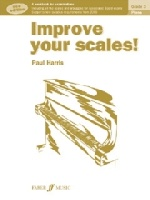 Harris, Paul : Improve Your Scales 3 Harris Piano