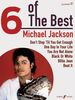 Jackson, Michael : 6 Of The Best - Michael Jackson