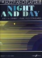 Jazz Piano Player Night and Day