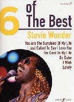 Wonder, Stevie / : 6 Of The Best - Stevie Wonder