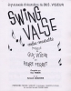 Swing valse