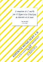 Formation de l'Oreille par le Répertoire Classique, la Variété et le Jazz - Volume 6