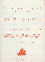 Bach, Carl Philipp Emanuel : Solfeggietto