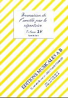 Formation de l'Oreille par le Répertoire - Volume 2 - Livre de l'Elève