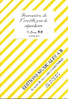 Formation de l'Oreille par le Répertoire - Volume 5 - Livre de l'Elève