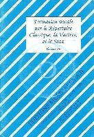 Formation Vocale par le répertoire Jazz et Variété - Volume 7