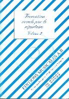 Formation Vocale par le répertoire - Volume 2