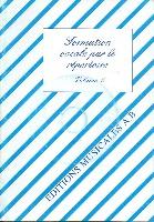 Formation Vocale par le répertoire - Volume 6