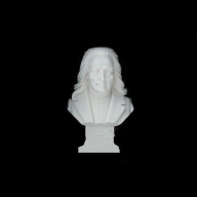 Buste - Liszt - 11 cm