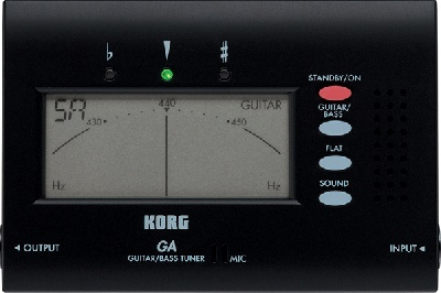 Accordeur Korg GA40
