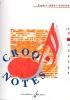 Jouve-Ganvert, Sophie : Croq'notes - cahier 1 - 1re année
