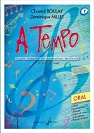 Boulay, Chantal / Millet, Dominique : A Tempo (2ème cycle) - Volume 7, Série oral