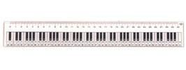 Règle : Touche de Piano [Keyboard Ruler]