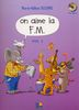 Siciliano, Marie-H�l�ne : On aime la F.M. - Volume 3 / CD audio