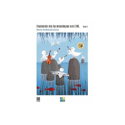Siciliano, Marie-Hélène : Faisons de la musique en FM Vol.1