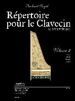Siegel, Richard : Répertoire pour le Clavecin - Volume 2