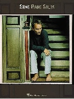 Sting : Piano Solos