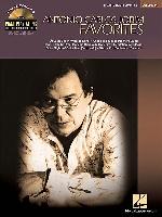 Jobim, Antonio Carlos : Antonio Carlos Jobim Favorites Piano Play-Along