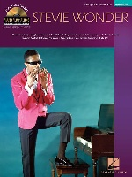 Wonder, Stevie : Piano Play Along Volume 111 : Steve Wonder
