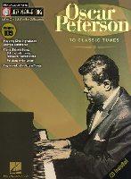 Peterson, Oscar : Jazz Play Along Volume 109 : Oscar Peterson