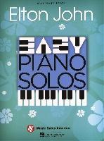John, Elton : Easy Piano Solos: Elton John