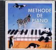 CD audio : M�thode de Piano D�butants