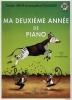 Hervé, Charles / Pouillard, Jacqueline : Ma Deuxième Année de Piano