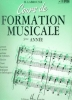 Labrousse, Marguerite : Cours de Formation Musicale - Volume 3