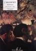 Massenet, Jules : Livres de partitions de musique