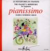 Quoniam, Béatrice : Pianissimo - Le Répertoire des pianistes