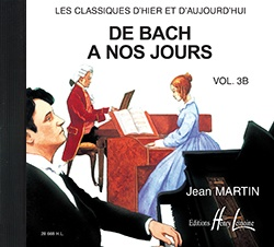 CD audio : De Bach à nos Jours : Volume 3B